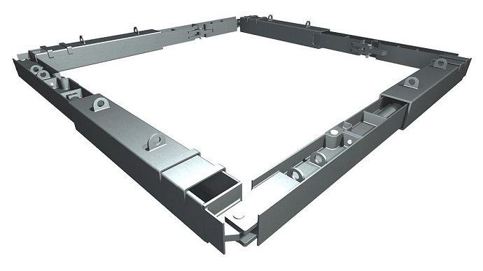 groundwork support equipment for basement construction