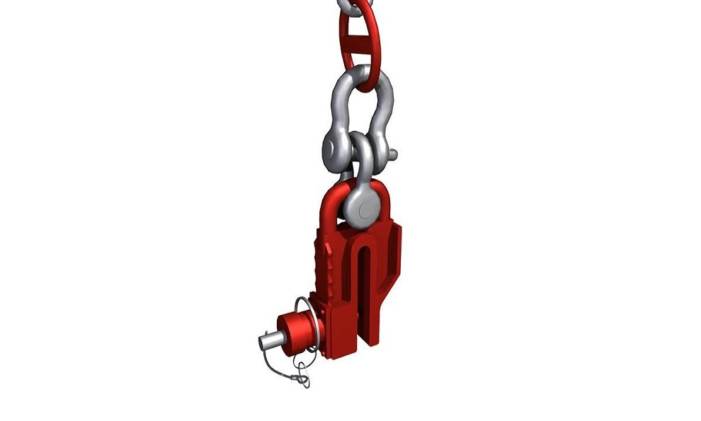 Euro Quick Release Shackle