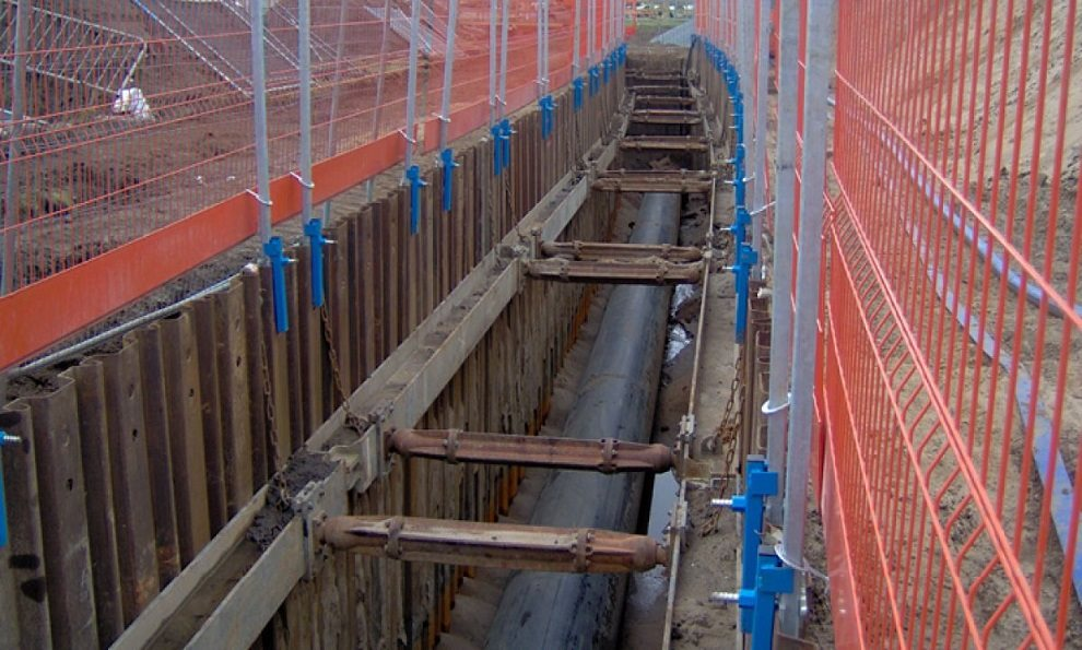 Trench Sheeting
