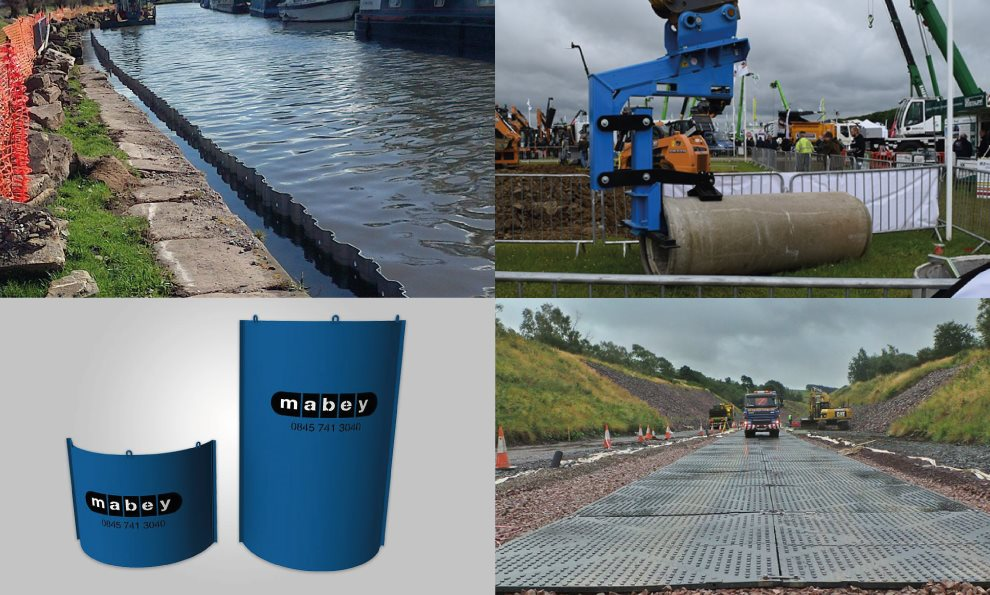 Mabey Hire Product Sales equipment