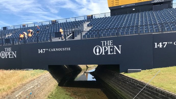 bridge for the open